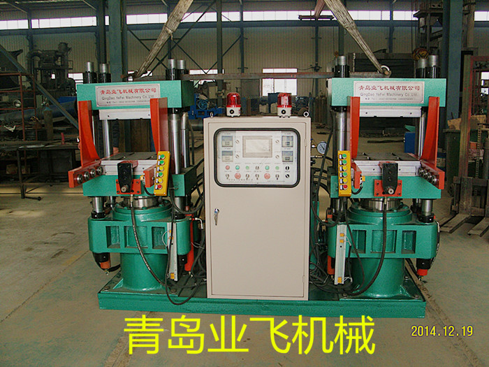 如何提高平板硫化机工作效率